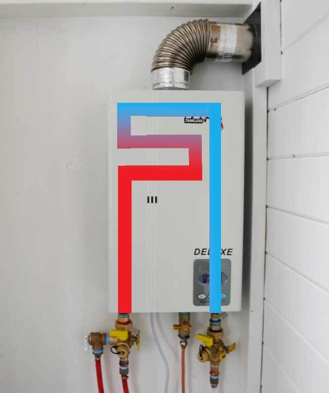 on demand water heaters